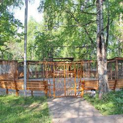 За два года городской сад Нязепетровска преобразится
