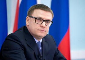 А. Текслер – врио губернатора Челябинской области