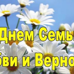 Жителей Нязепетровского района поздравляют с Днем семьи, любви и верности