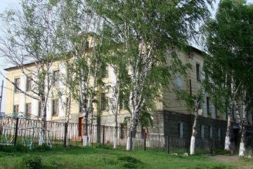 Ремонт в СОШ №2 г. Нязепетровска