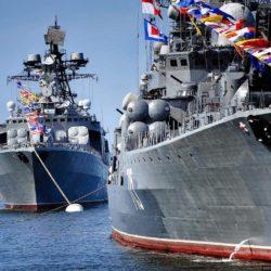 Южноральцев поздравляют с днем ВМФ