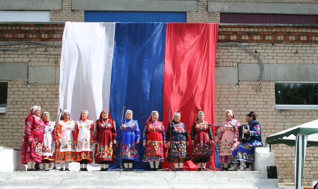 Сабантуй в Нязепетровске