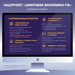 Нацпроект цифровая экономика
