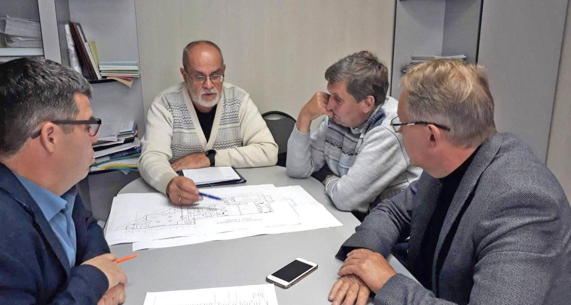Совещание по реконструкции ФСК в Нязепетровске