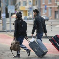 Сообщить от отъезде иностранца