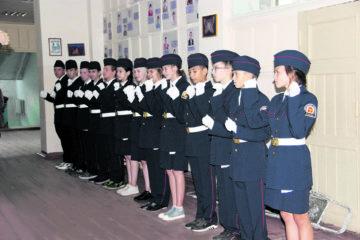 Кадеты из Нязепетровска