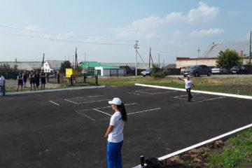 Спортсмены из Нязепетровска на «Золотом колосе»