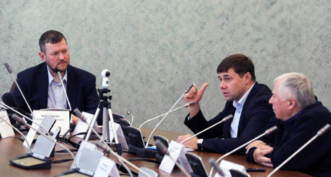 В.И. Бархатов из Нязепетровска