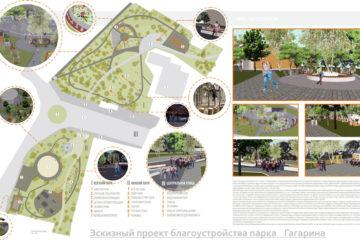Парк в Нязепетровске