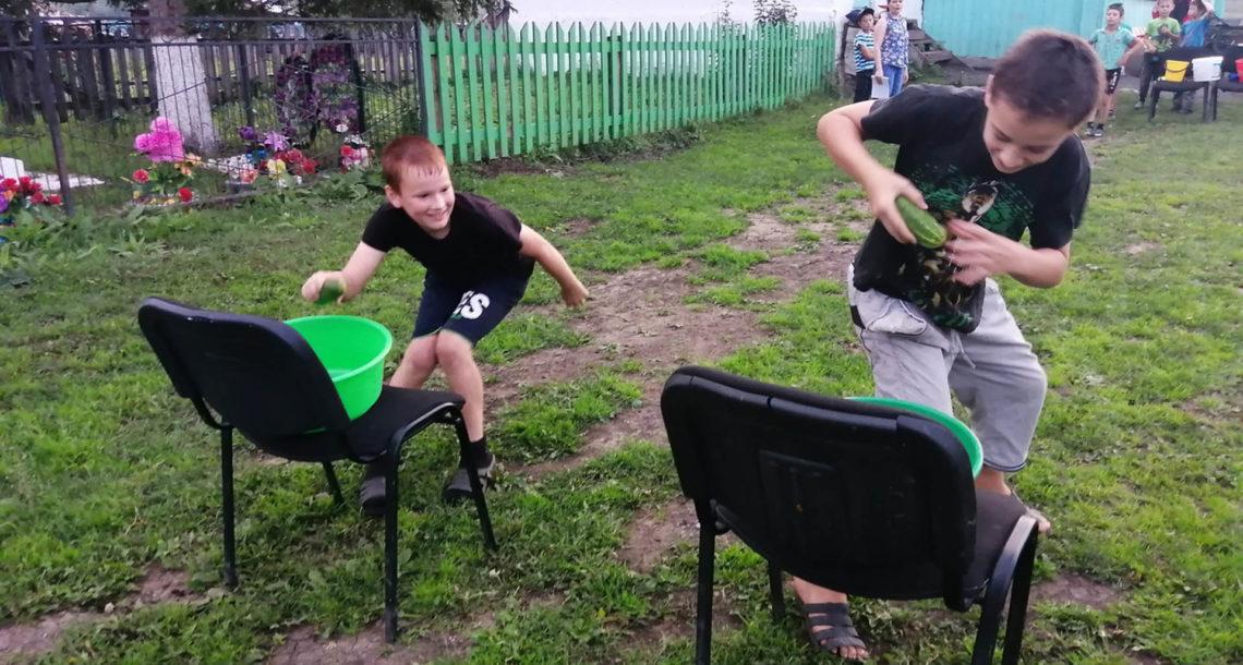 День огурца в Ташкинова