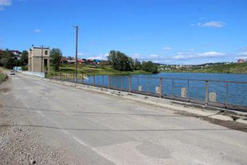 Новый тротуар в Нязепетровске