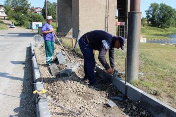 Новый тротуар появится в Нязепетровске