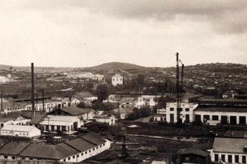 Завод в Нязепетровске во второй половине 20 века