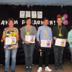 Концерт в Ташкинова