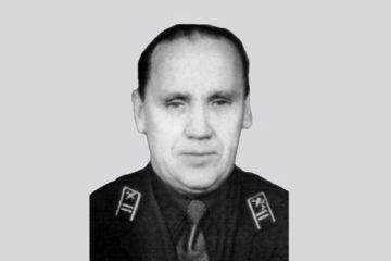 В. Ф. Ваулин, начальник локомотивного депо Нязепетровск