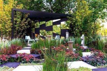 Клуб декоративного садоводства в Нязепетровске