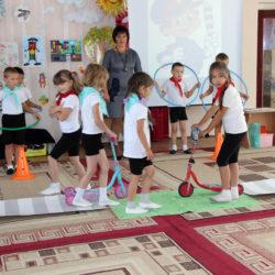 КВН по ПДД в детском саду Нязепетровска