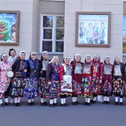 Ансамбль «Ляйсан» из Нязепетровского района в Казани
