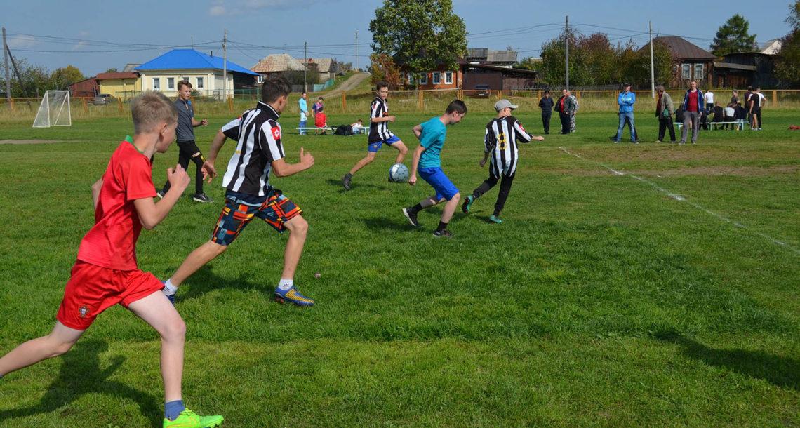Футбол — мини, пользы — максимум!
