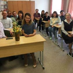 Встреча выпускников в Ситцева
