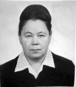 Н.С. Табунова, директор нязепетровского дома пионеров