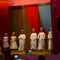 Концерт в д. Ситцева Нязепетровского района