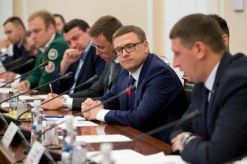 А. Текслер собрал команду Челябинской области