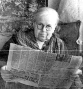 М.В. Вехова из Нязепетровска