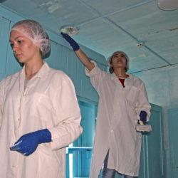 Волонтеры в с. Ункурда Нязепетровского района