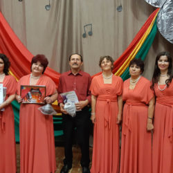 Фестиваль ретро-песни в д. Ситцева Нязепетровского района