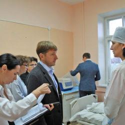 Ю.А. Семенов в Нязепетровске