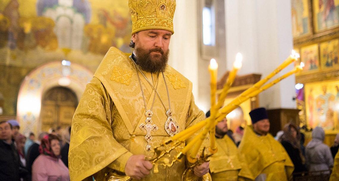 В Нязепетровск впервые приедет митрополит Григорий