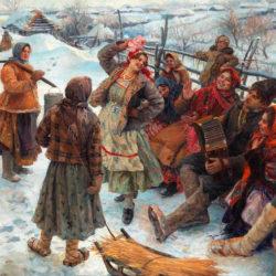 Праздник частушки в Нязепетровске
