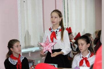 Пионеры Нязепетровского района запустили акцию «75 добрых дел»