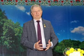 Встреча с И.Н. Сабировым в с. Арасланово Нязепетровского района