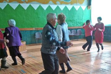 День пожилого человека в Ситцева