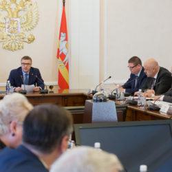 Челябинской областью будут управлять по кустовому принципу