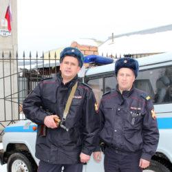 И.А. Клыков и И.А. Бажин из Нязепетровска