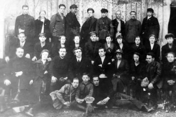 Первые спектакли в Нязепетровске