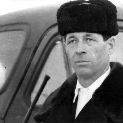 Г.И. Лавров из с. Арасланово Нязепетровского района
