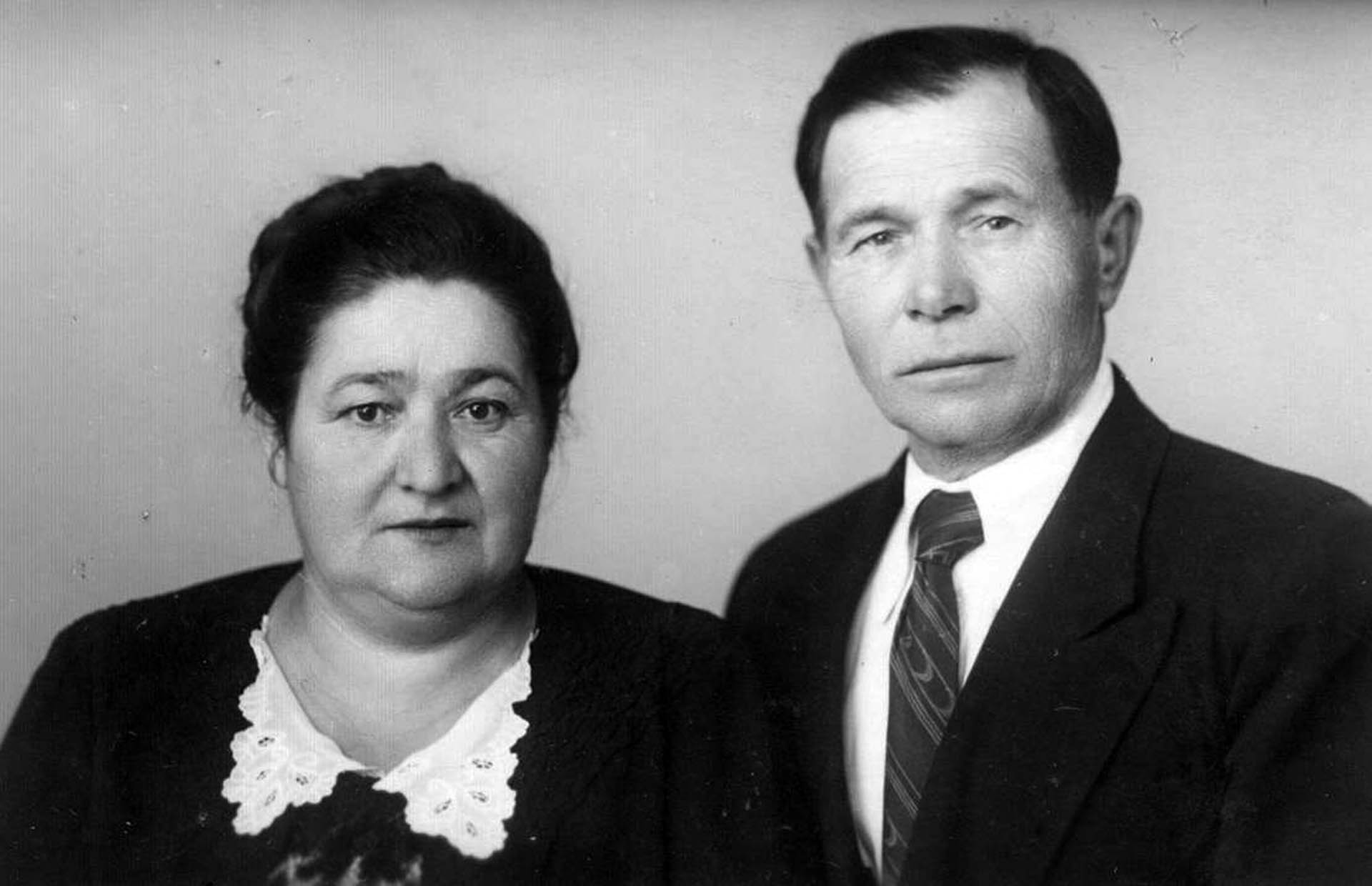 Супруги Шмонины из Нязепетровска