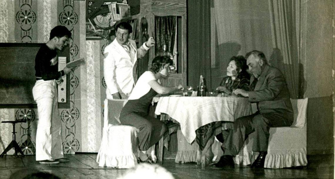 Спектакль в Нязепетровске