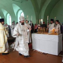 Митрополит Григорий в Нязепетровске