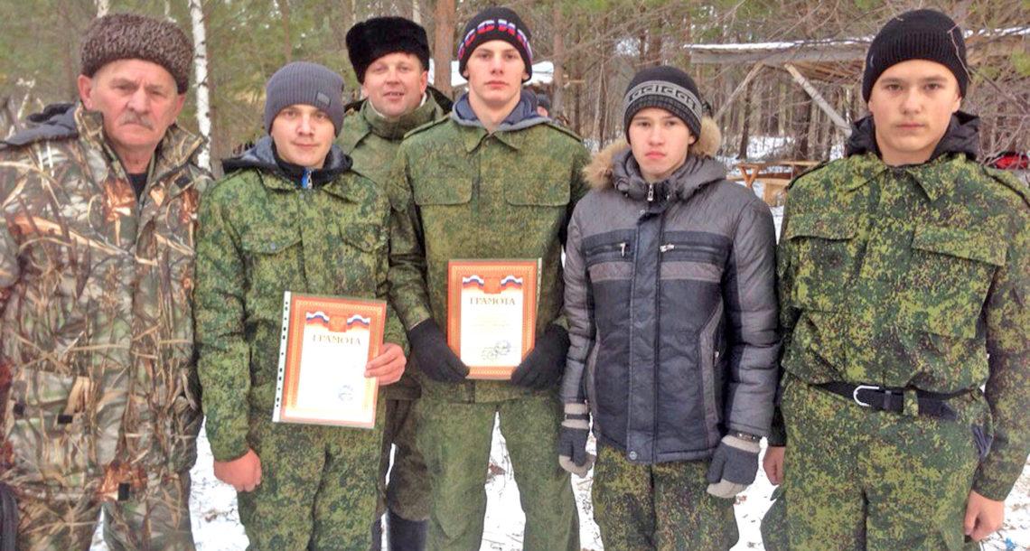Казачьи сборы в Нязепетровске