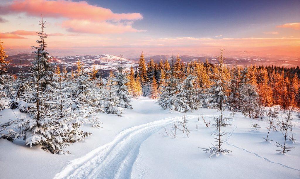 На Южный Урал надвигаются холода