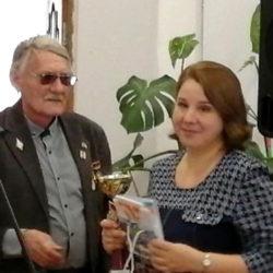 О.П. Нуреева из д. Ситцева Нязепетровского района