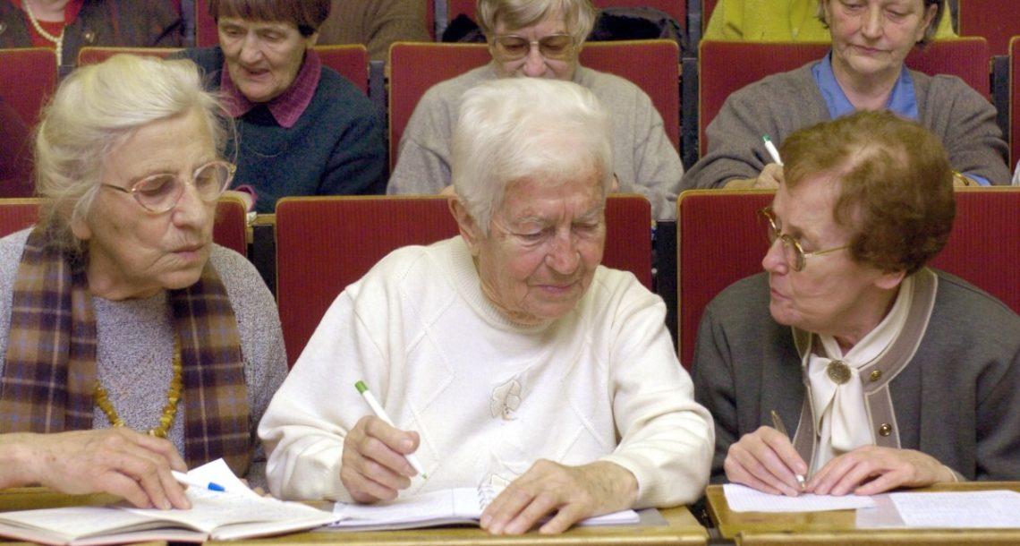 Южноуральские пенсионеры сядут за парту