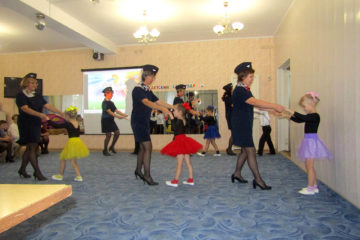 В Нязепетровском районе выбрали детский сад года