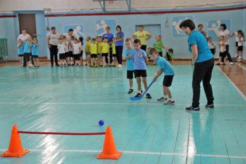 Соревнования среди дошкольников в Нязепетровске