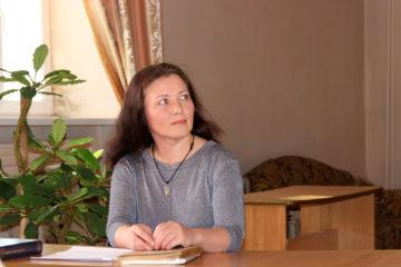 И. Моршинна, поэт из Нязепетровска
